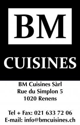 BM Cuisines publireportage