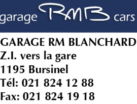 RMB Garage