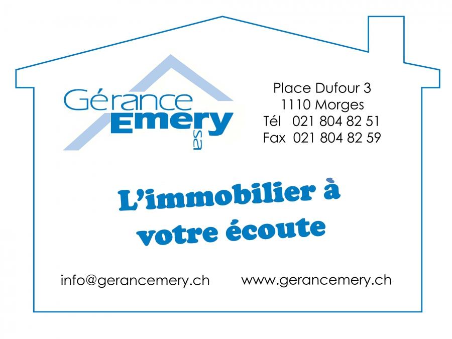 Gérance Emery